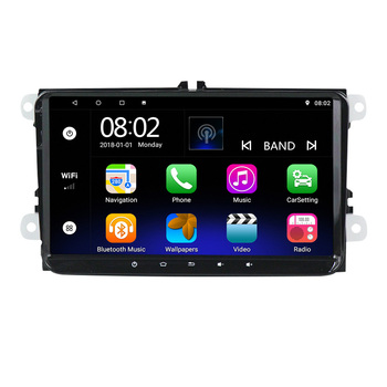 Android 10 4core Car Audio For VW/Volkswagen/Golf/Polo/Tiguan/Passat/b7/b6/SEAT/leon/Skoda/Octavia GPS BT car dvd player