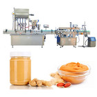 YB-JX4 High speed Tomato sauce peanut butter filling machine with glass bottle