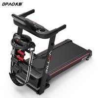 Bestselling fitness body building machine portable motorized sport treadmill