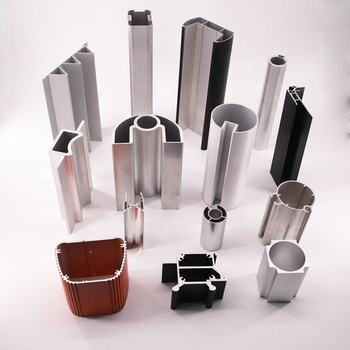 Top Aluminium Profile Manufacturers Irregularly Industrial Aluminium Profile