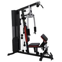 Fitness equipment upgrade single multi Functional Trainer gym Machine Squat Rack
