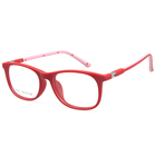 Custom Fashion design wholesale children glasses TR kids optical frames