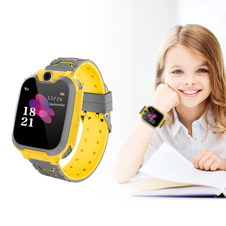 1.4 inch Touch Screen Wrist Watch Phone, Children Kids Smart Watch with <strong>sim</strong>