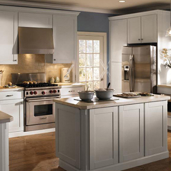 Hot Sell White Solid Wood Display Furniture Kitchen ...