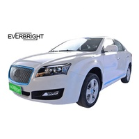 130km/h high speed smart 5 seat electric car electric vehicle/electric taxi car