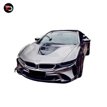2014-2019 di Energia di Sport Body Kit Per <span class=keywords><strong>BMW</strong></span> <span class=keywords><strong>i8</strong></span> I12 I15 Con gonne laterale Del Paraurti diffusore <span class=keywords><strong>Spoiler</strong></span>