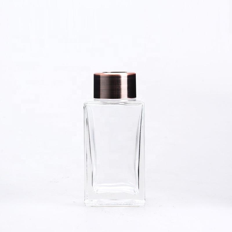 SCIEC सुगंध ईख विसारक कांच की बोतल ठंढ पेंच टोपी के साथ