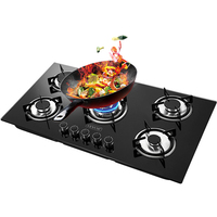 2019 built-in 5 burner Gas Cooktops/ gas Stoves/gas Cooker