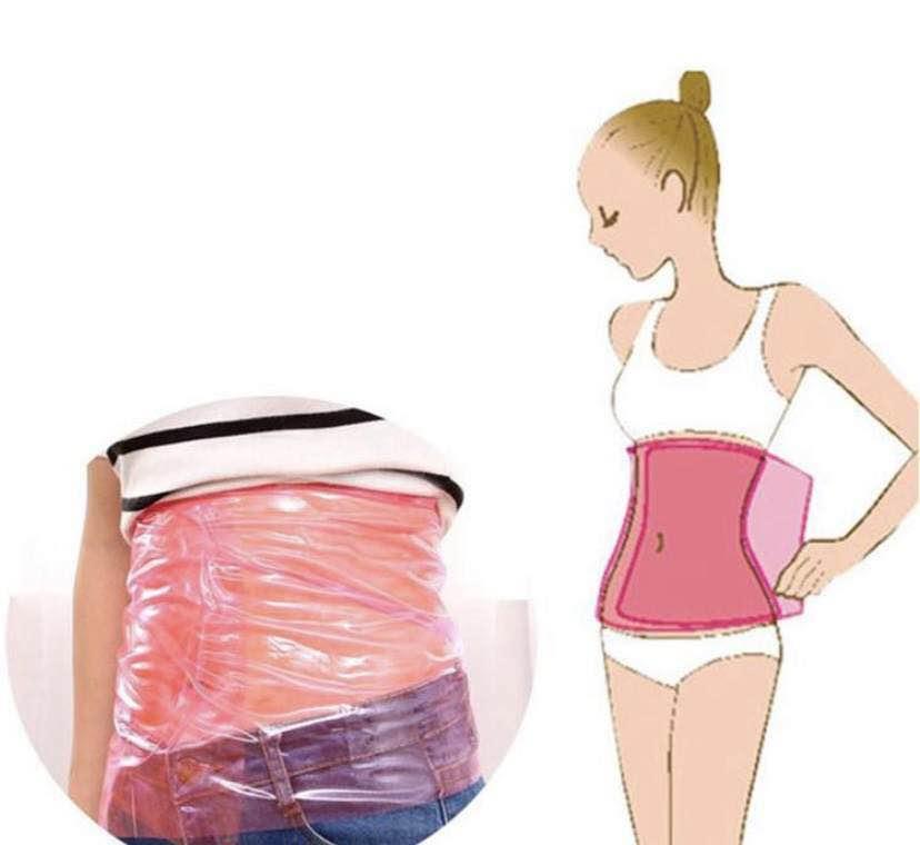 New Arrival Sauna Slimming Belt Waist Wrap Shaper Burn Fat Cellulite Belly Lose Weight Waist Massage Belly
