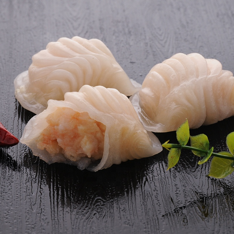 Huiyang Frozen Chinese Food Shrimp Dumplings; prawn gyoza