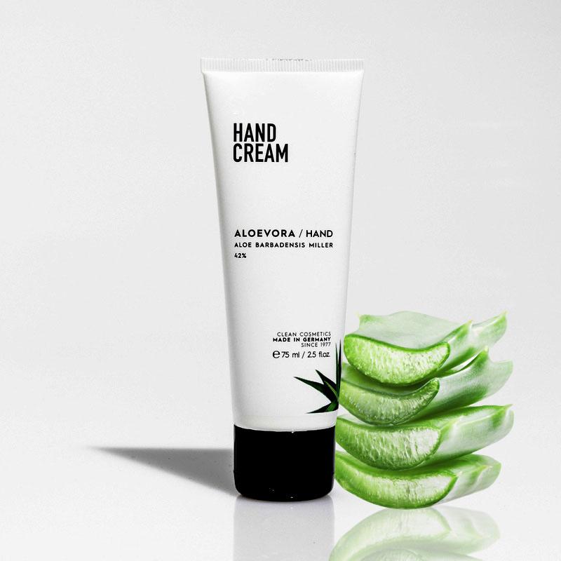 OEM ODM Private Label Moisturizing Pure Natural Aloe Vera Gel Hand Cream