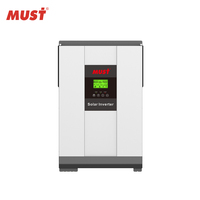 Must PV1800 VHM series 2KW 3KW 4KW 5.5KW solar inverter off grid solar inverter solar pump inverter