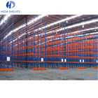 Metal Rack Metal Metal Rack China Manufacturer Durable Metal Heavy Duty Warehouse Rack Pallet Storage Racking System
