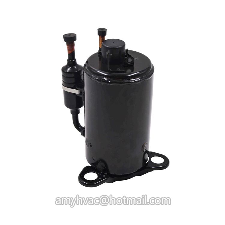 electric dc 24v compressor for truck split ac