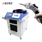 Welder China Factory Laser Welding Machine Price Handheld Fiber Laser Welding Machine Continuous Welder System China Factory Price For Sale Watt 1000W 1500W AOHUA LASER