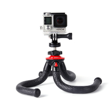 Fotopro dslr pocket flexibele octopus telefoon vlogger statief video camera voor selfie