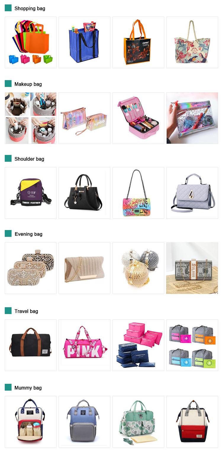 กระเป๋าเงินโซ่หนัง Pu แบบสาน,กระเป๋าคาดลำตัวกระเป๋าถือกระเป๋าคาดอกปี2021