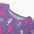 New Designs Comfort Printed Bamboo Baby Girls Daily One Piece Dresses with Long Sleeve