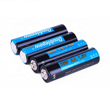 Factory Large Stock R6P aa battery 1.5v Size AA No.5 Carbon Zinc 1.5v dry cell battery for sale