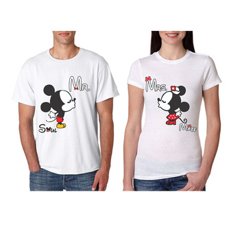 Lovely Couple Shirts Design For Lovers Fashion Design Couple T Shirts View Fashion Design Couple T Shirts Kingtex Product Details From Jiangxi Kingtex Industrial Co Ltd On Alibaba Com