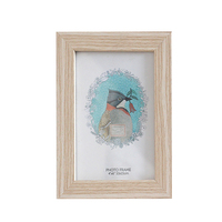 Wholesale Peace Bird Natural Wood Picture Frame 5x7 8x10 Inch Photo Black Backboard Home Decoration