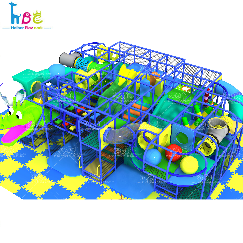 Kid Train Children's Toy Park Equipment Swing Set