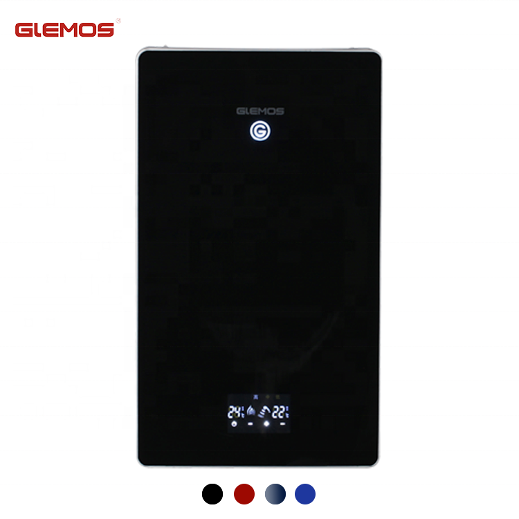 Vertikale elektrische dusche wasser heizung badezimmer 16L/20L wasser heizung