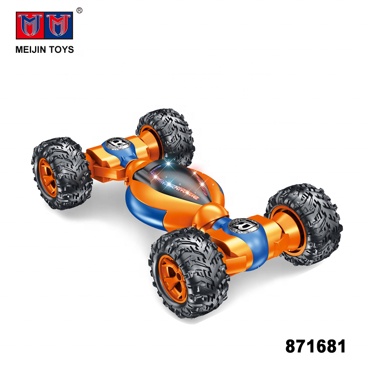 8 channel 1/12 scale 2.4G rc multifunction car toys with light music