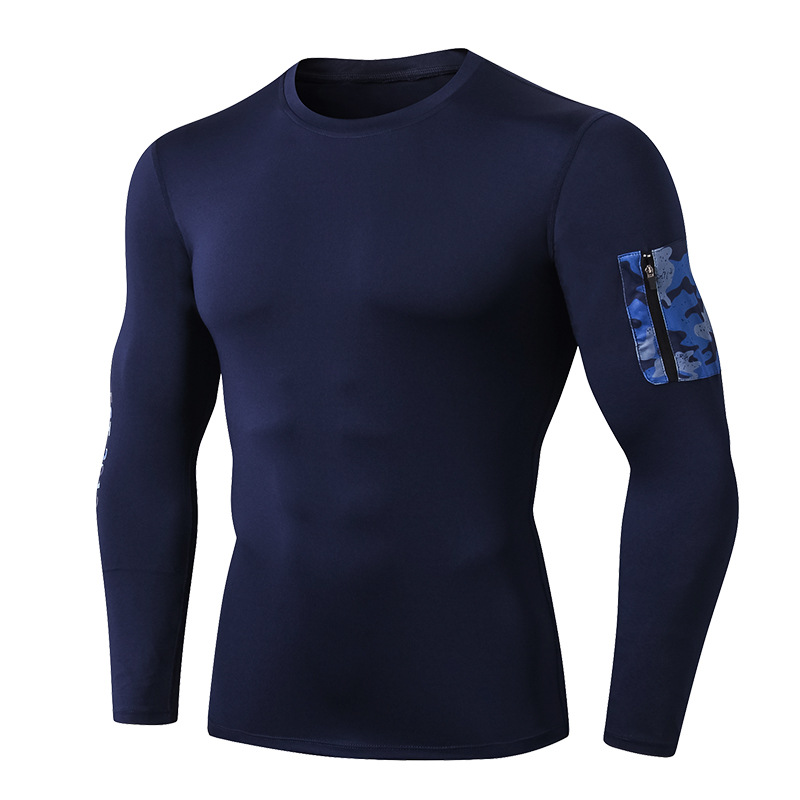 Men's Long Sleeve Compression Shirt 2