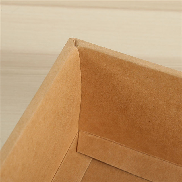 Customize Wholesale Printing Design Logo Recycled Towel Book Gift Clear Kraft Paper Box With Window Lid