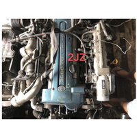 Best price 2JZ GTE used engine for TOYOTA source suppler