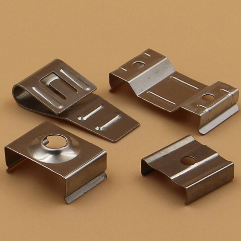 Experienced manufacturer fabrication metal parts custom adjustable metal clips