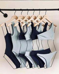 High quality custom fashion bikini body shape swimwear hangers for display