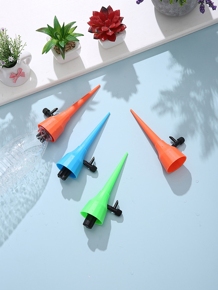Plant  Self Watering Spikes Watering Devices Automatic Irrigation Spikes with Slow Release Control