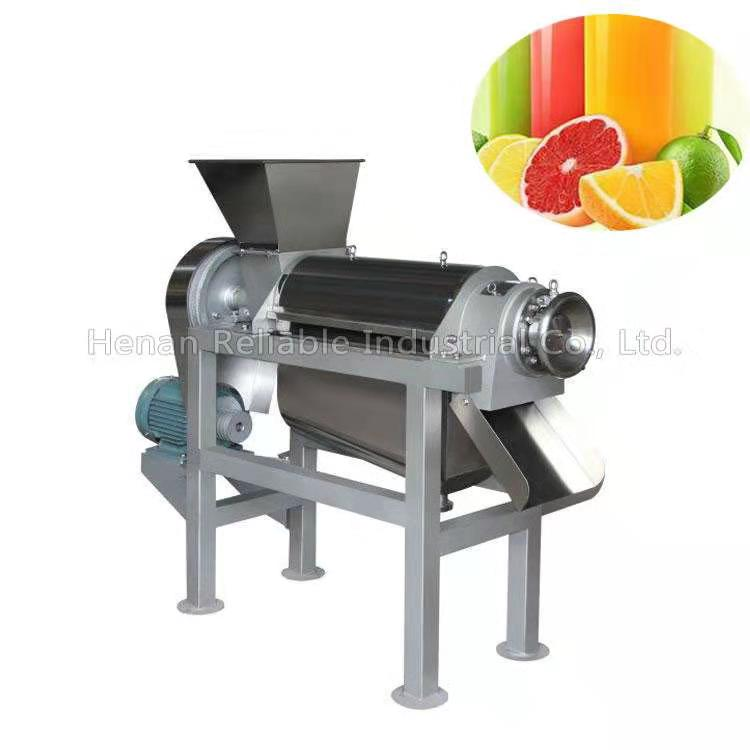 Factory price screw press machine fruit/fruit and vegetable juice extractor/lime juice extractor