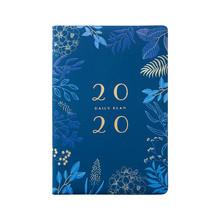 А5 2020 -2021 планер, блокнот, журнал органайзера, дневник, неделя путешествий, блокнот, офисный китайский планер, руководство D40(Китай)