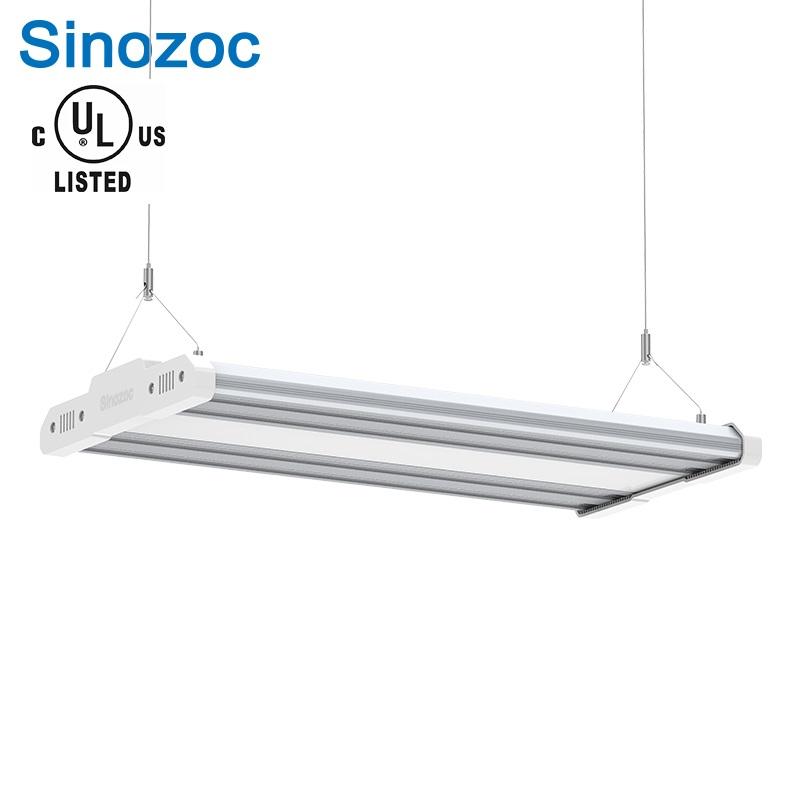 Sinozoc manufacturer linear high bay light 180lm/w 30W 50W 100W 150W 200W 240W linear light led strip