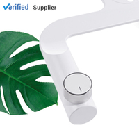 Simple Slim New Dual Nozzle Bidet Attachment with Nozzle Self-cleaning