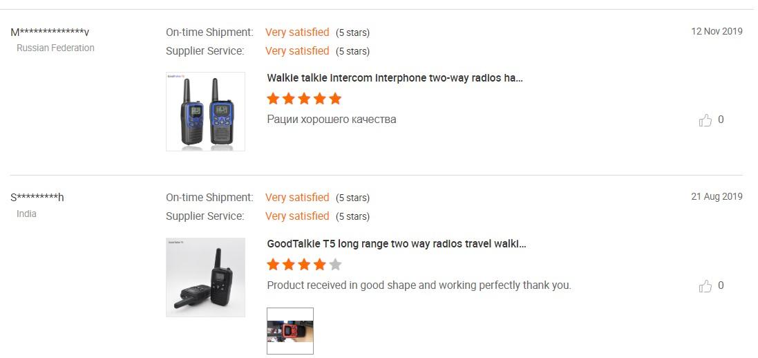 Walkie talkie intercom interphone hai cách radio ham đài phát thanh walkie-talkie