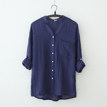 official photos really cheap wholesale sales Summer Tops New Cotton Women Shirts Casual Loose Thin Linen Blouse Women  Tops - Buy Ladies Cotton Tops And Blouses,Cotton Women Shirts,Fashion  Womans ...