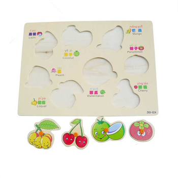 Christmas Board Games 2019.Fruit Vegetable Print Custom Board Game Parts Colorful Puzzle Game 2019 Wooden Toys Educational Best Toy Christmas Gift Buy Toys Toys For Kids Games