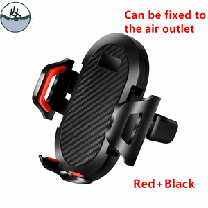 2019hot sell  Car Holder in Car Air Vent Clip Mount No Magnetic Mobile Phone Holder Cell Stand