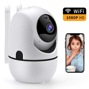 1080P HD Smart Home Security PTZ CCTV Wireless IP Camera Spy Mini Camera Wifi