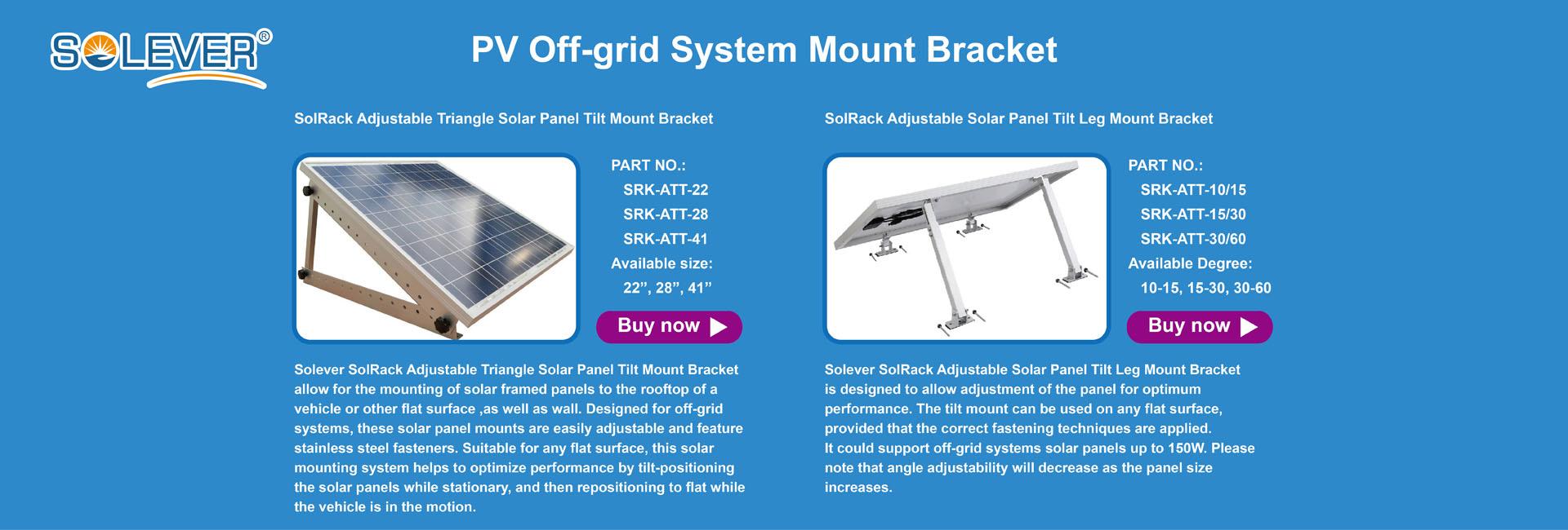Solar Panel Halterung Befestigung Klemme Montagehalterung Bracket für Dach