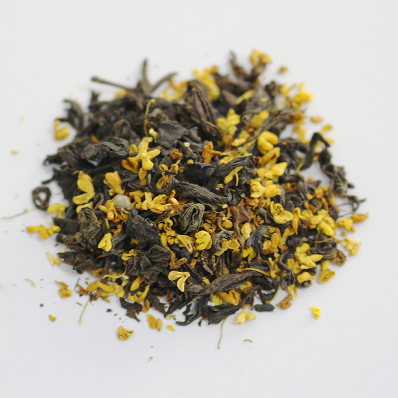 Wholesale & Retail High quality Organic Osmanthus black Tea for Body Detoxification - 4uTea | 4uTea.com