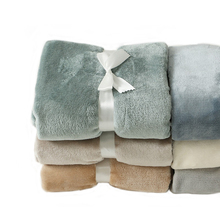 Flanno Flanell Plüsch Fleece Stricken Swaddles Wrap Reise Baby Decke <span class=keywords><strong>Für</strong></span> <span class=keywords><strong>Winter</strong></span>