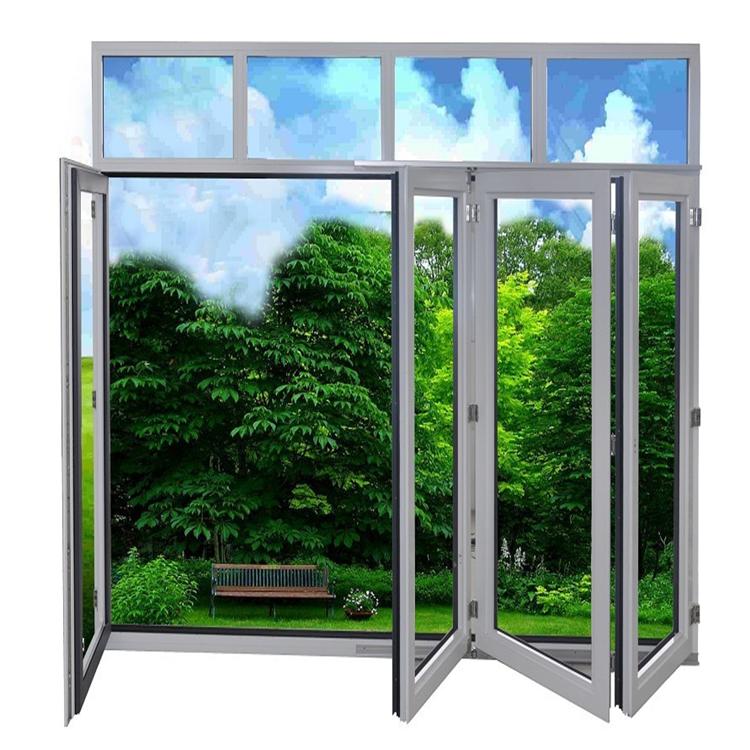 Feilong aluminium bi-fold doors & windows certified by AS2047, AS 2088 with good price