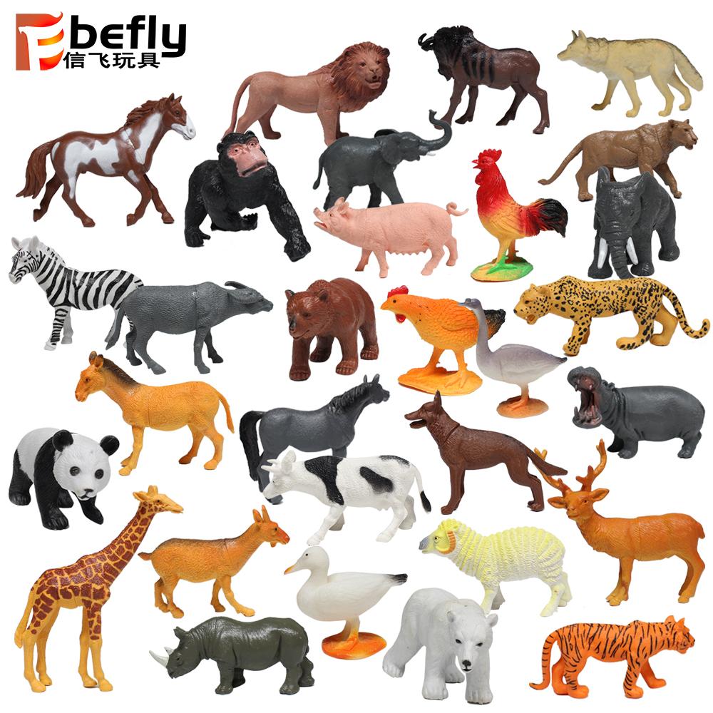 Animaux En Plastique Jouet pas cher shantou en plastique jouet sauvage ferme faune modèle en plastique  animal - buy animal en plastique,modèle animal,animal jouet product on