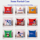Most popular products china custom personalized logo cheap new free design travel cushion pillow soft seating cushions
