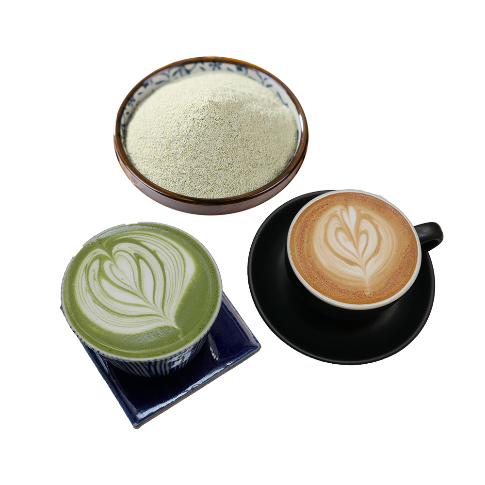 OEM logo package brand tea milk powder homemade primera matcha milk tea powder - 4uTea | 4uTea.com